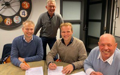 SalesSpot nieuwe sponsor VV Sparta Nijkerk
