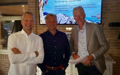 SalesSpot informeert sponsors LTV Leusden
