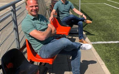 Uitbreiding sponsorovereenkomst VV Sparta Nijkerk